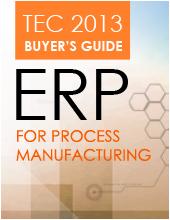 TEC 2013 ERP Buyers Guide Gids