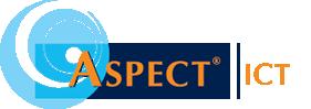 logo ERP en CRM software leverancier Aspect ICT Exact Unit4 CAS CRM