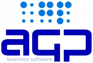 logo erp software leverancier agp business software