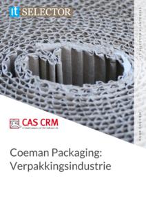 itselector klantcase it selector coemann packaging cas crm