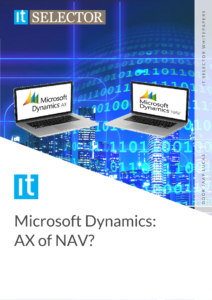 Whitepapers T Selector Microsoft Dynamics AX of NAV