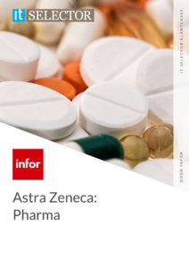 Klantcase IT Selector Astra Zeneca Infor