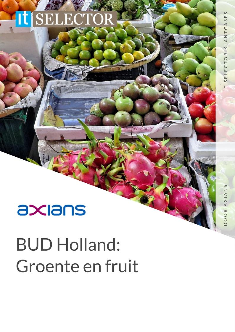 Klantcase IT Selector BUD Holland Axians