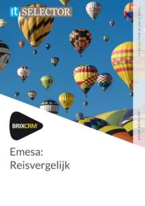 Klantcase Emesa Reisvergelijk BrixCRM IT Selector