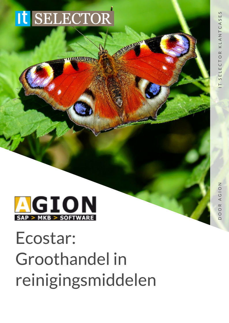Agion klantcase Ecostar - IT Selector