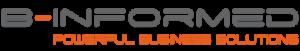 b-informed logo