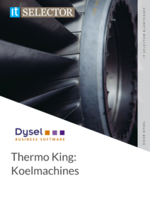 Klantcase Dysel Thermo King - IT Selector