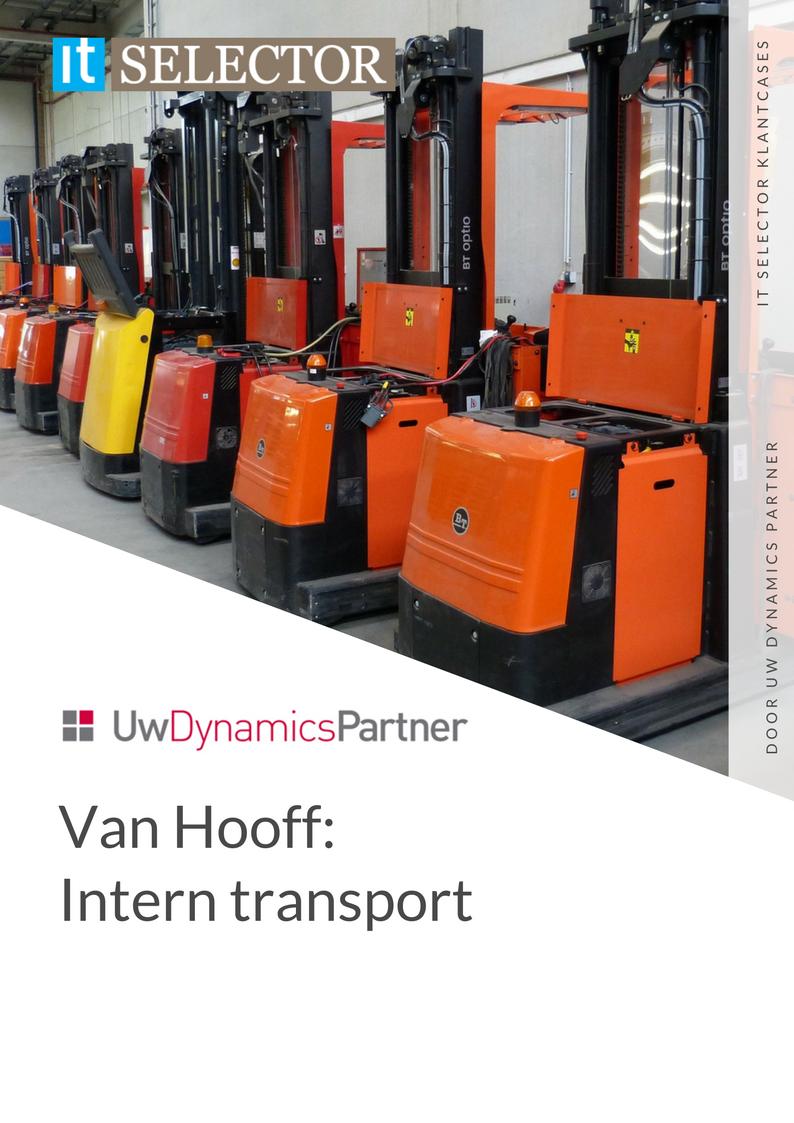 Klantcase Uw Dynamics Partner Van Hooff - IT Selector