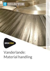 Klantcase Vanderlande BrixCRM - IT Selector