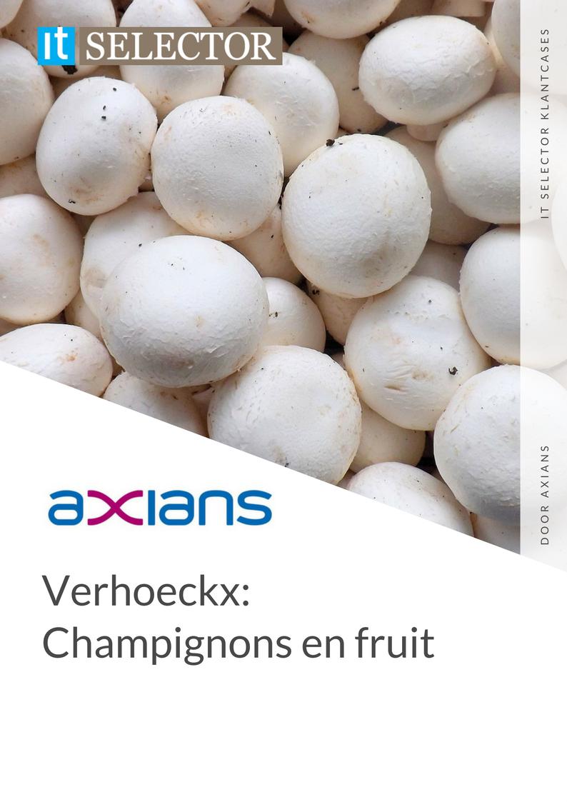 Klantcase Axians Verhoeckx - IT Selector