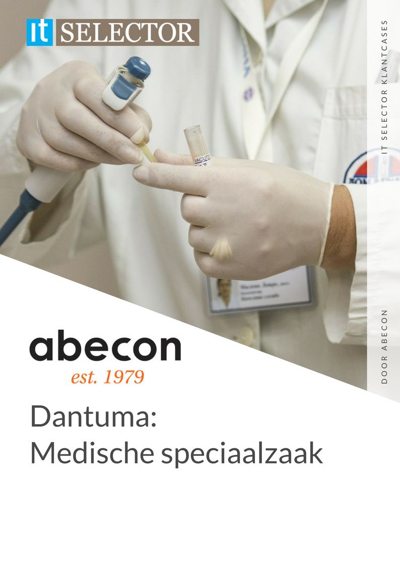 Klantcase Abecon Dantuma - IT Selector