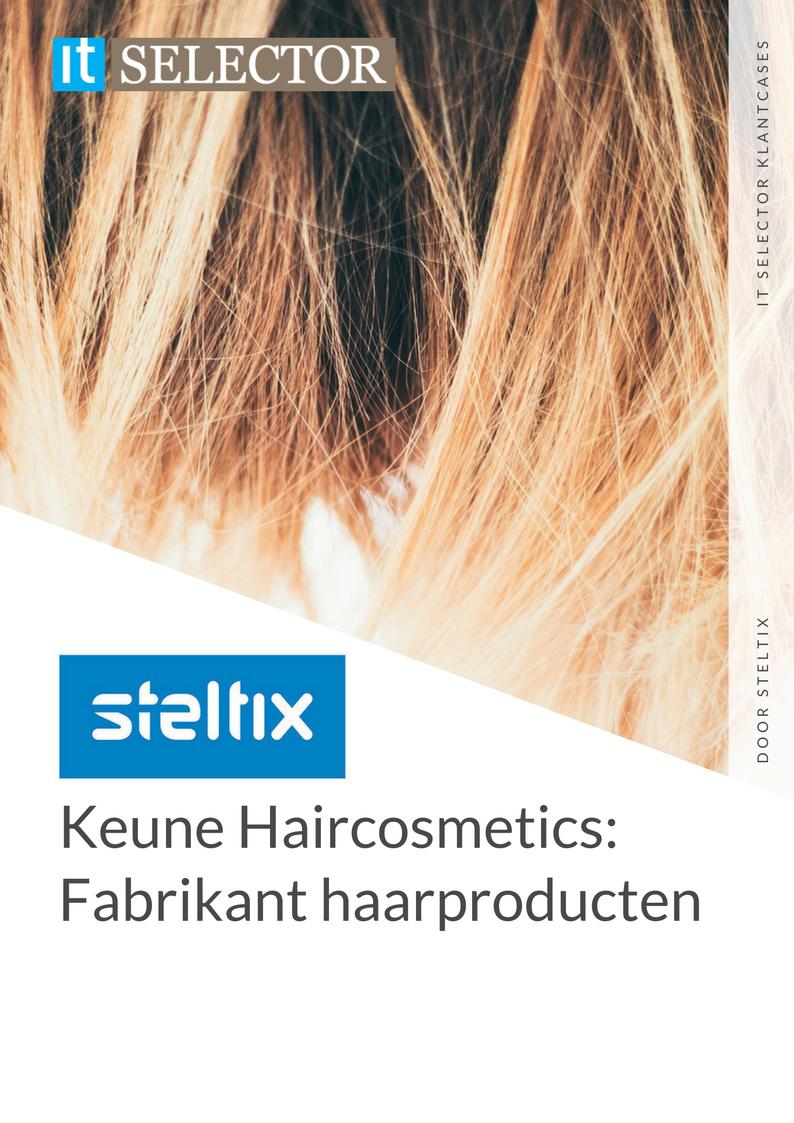 Klantcase Steltix Keune - IT Selector