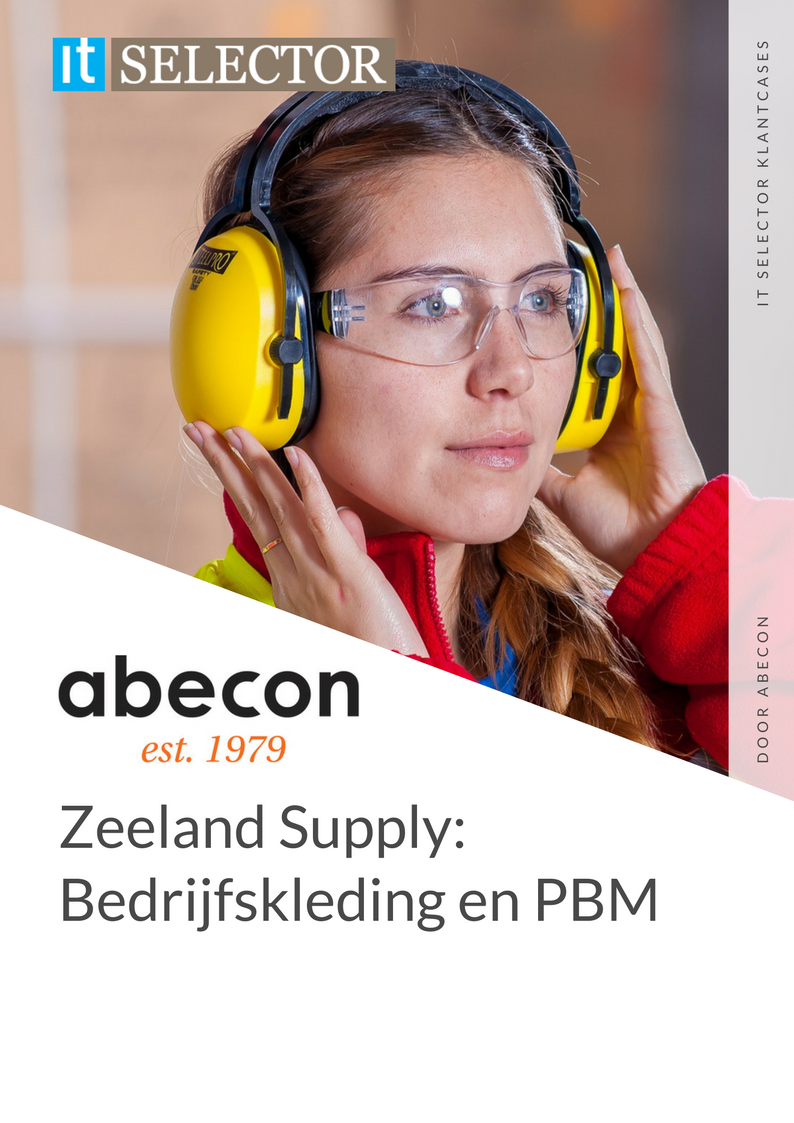 Klantcase Abecon Zeeland Supply - IT Selector