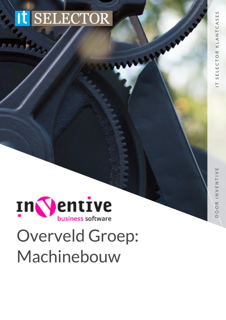 Klantcase Inventive Overveld Groep - IT Selector