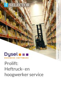 Klantcase Dysel Prolift - IT Selector