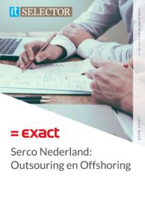 Klantcase Exact Serco Nederland - IT Selector