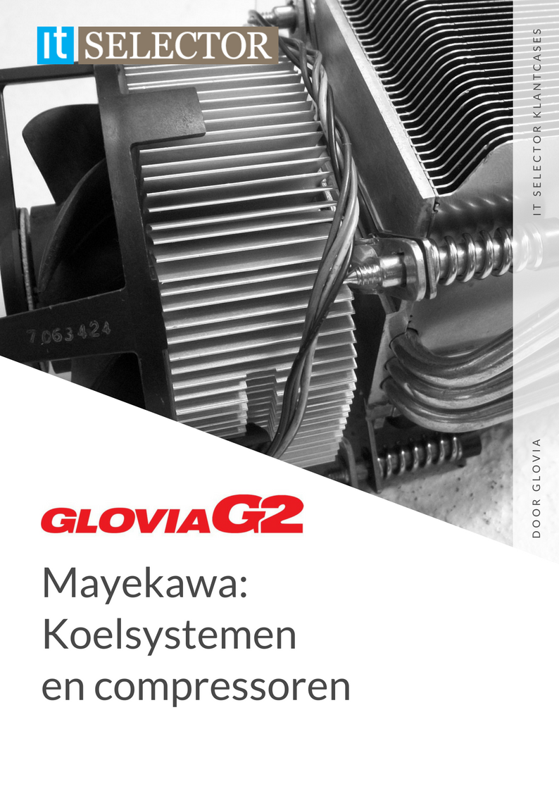 Klantcase Makeyawa Glovia - It Selector