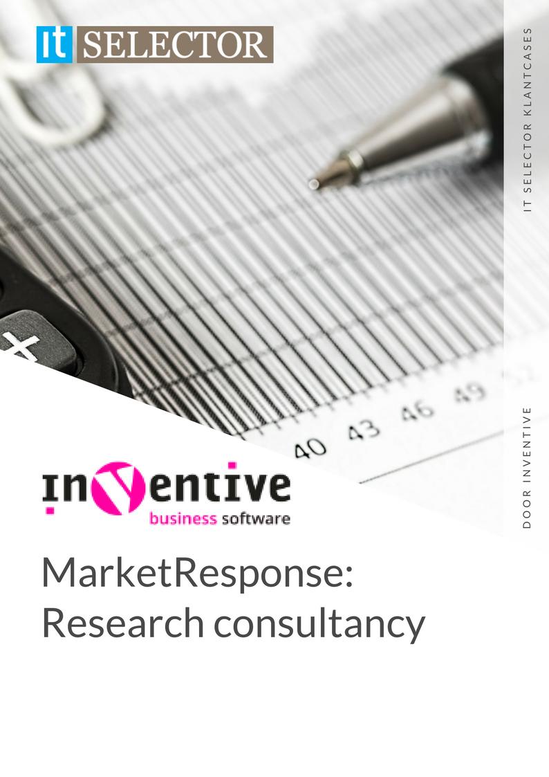 Klantcase Inventive Marketresponse - IT Selector