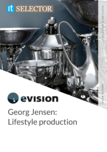 Klantcase IT Selector Georg Jensen