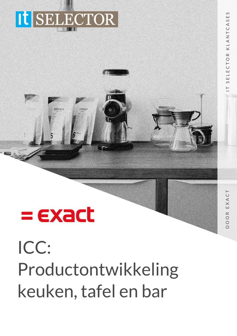 Klantcase Exact ICC - IT Selector