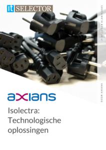 Klantcase Axians Isolectra - IT Selector
