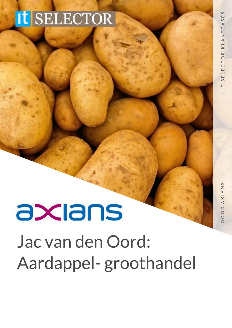 Klantcase Axians Jac van den Oord - IT Selector