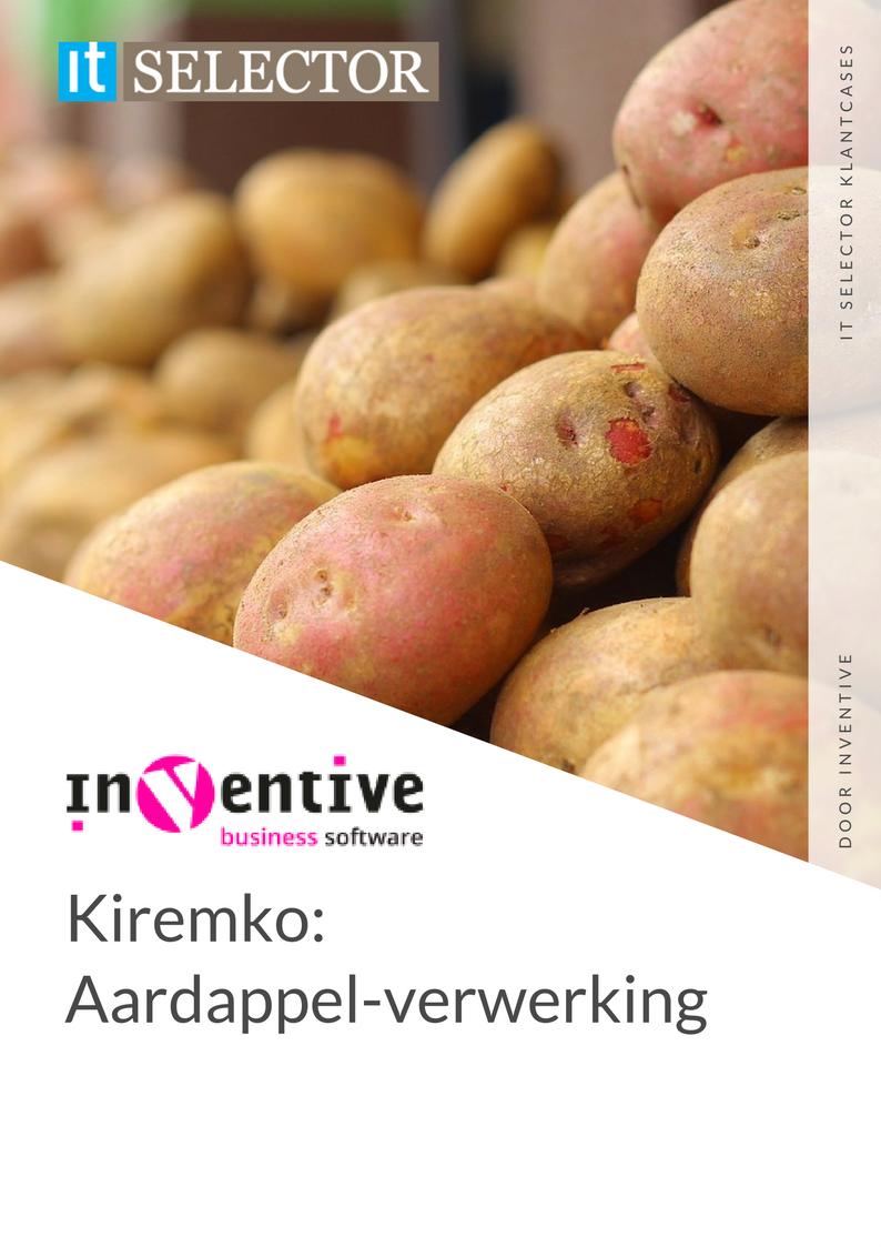 Klantcase Inventive Kiremko - IT Selector