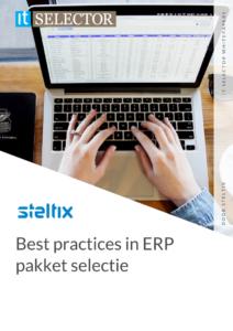 Whitepaper Steltix Best practices in ERP pakket selectie - IT Selector