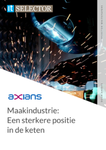 Whitepaper axians Maakindustrie - IT Selector