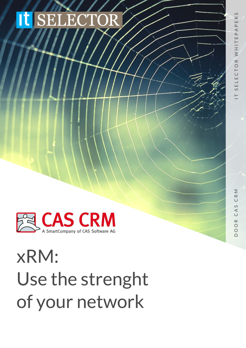 Whitepapers xRM - CAS Software - IT Selector
