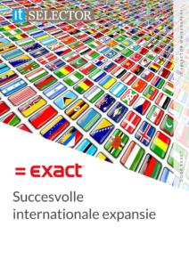 Whitepaper Exact: Succesvolle internationale expansie - IT Selector