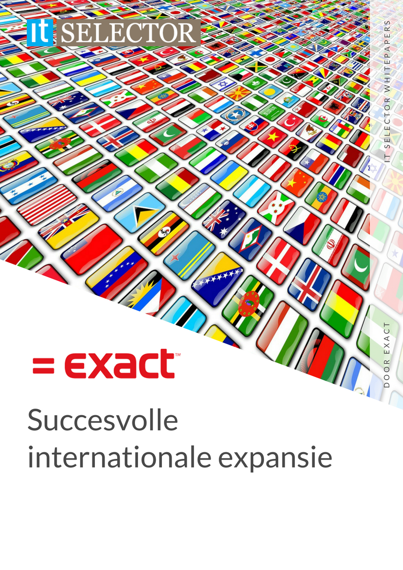 Whitepaper Exact: Succesvolle internationale expansie - IT Selector