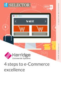 Whitepaper e-commerce excellence Kerridge CS - IT Selector