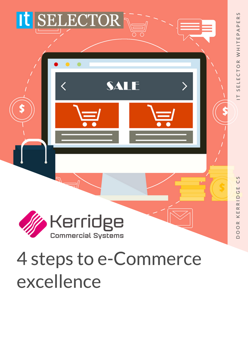 Whitepaper e-commerce excellence Kerridge CS - IT Selector