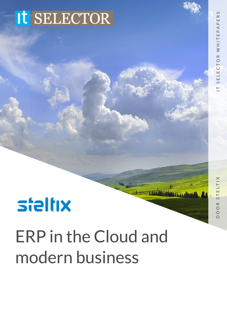 Whitepaper Steltix ERP in the Cloud and modern business - IT Selector