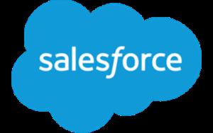 Salesforce logo IT Selector