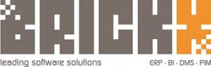 erp leverancier brickx software logo