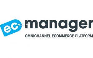 logo ecommerce leverancier ecmanager