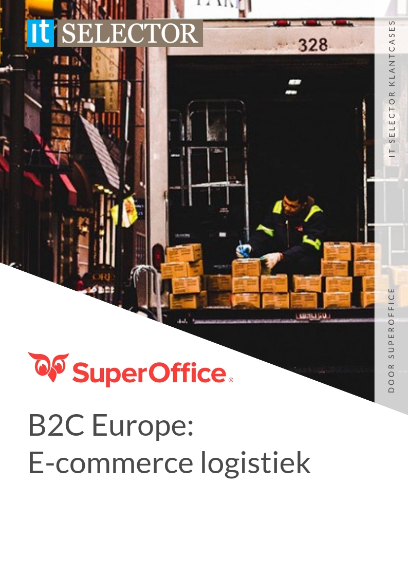 klantcase superoffice b2c europe