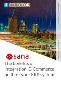 whitepaper itselector sana commerce integration e-commerce
