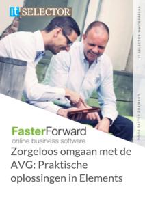 whitepaper crm leverancier faster forward