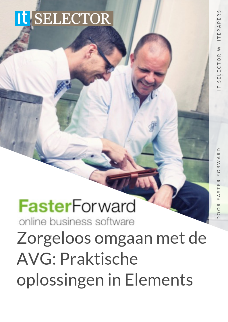 whitepaper crm leverancier faster forward