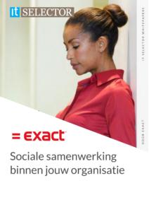 sociaal samenwerkingsplatform whitepaper exact itselector