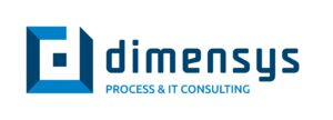 Logo ERP leverancier Dimensys
