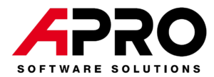 Logo ERP Leverancier Apro