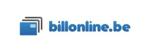 Logo ERP leverancier Bill online