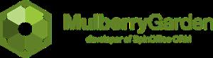 logo crm leverancier mulberry garden spinoffice crm